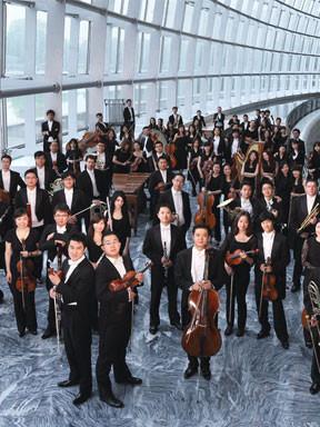 国家大剧院管弦乐团室内乐音乐会