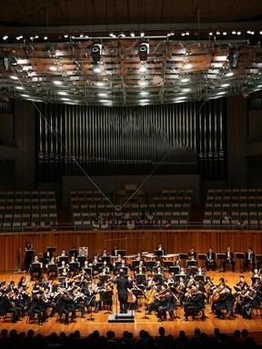 中国国家交响乐团音乐会