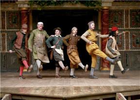 英国莎士比亚环球剧院<br>《仲夏夜之梦》