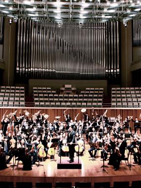 中央音乐学院首届协奏曲音乐季闭幕式音乐会