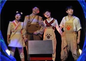 儿童剧《口袋里的中国故事》