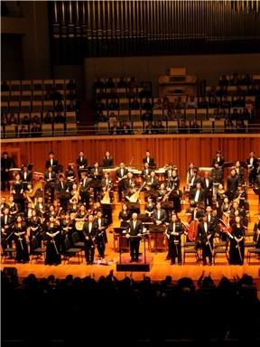 海内外纪念著名二胡演奏家闵惠芬中央民族乐团专场音乐会