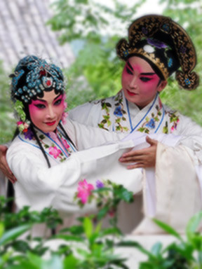 湖南昆剧团天香版《牡丹亭》