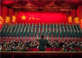总政歌舞团交响合唱音乐会