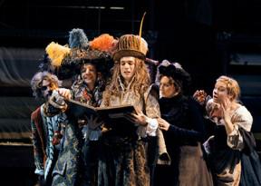 巴黎北方剧团《贵人迷》