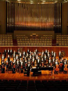 安徽交响乐团音乐会