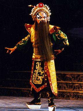 北京市河北梆子剧团《忒拜城》