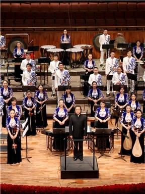 海上丝绸之路大型民族交响套曲音乐会