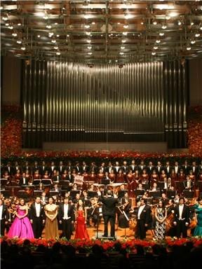 中央歌剧院纪念反法西斯战争胜利70周年专场音乐会《黄河大合唱》