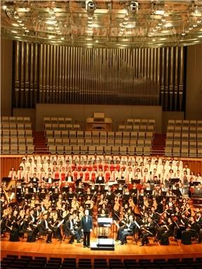 中央民族乐团音乐会