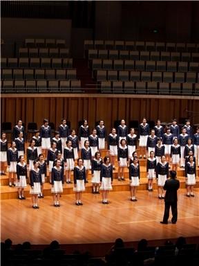 北京市第一七一中学金帆合唱团母亲节专场音乐会