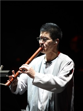 张维良与北京交响乐团音乐会