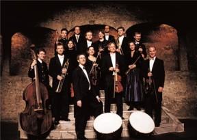 萨尔茨堡宫廷室内乐团音乐会