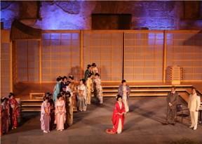 中央歌剧院歌剧《蝴蝶夫人》