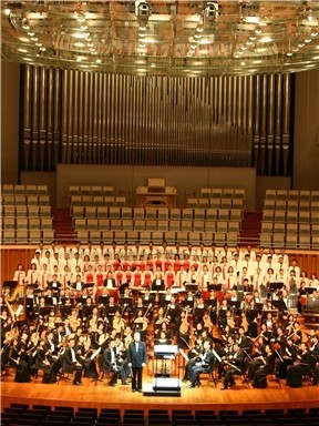 中央民族乐团民族清唱剧《大地悲歌》