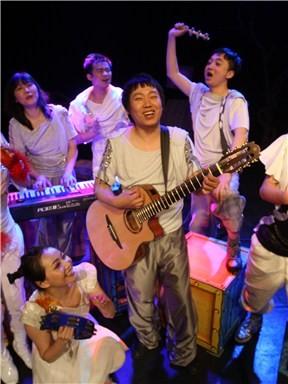中国儿童艺术剧院儿童剧《伊索寓言》