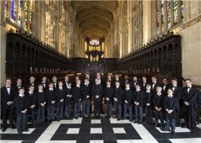 """""""英格兰精神""""英国剑桥国王学院合唱团音乐会"""