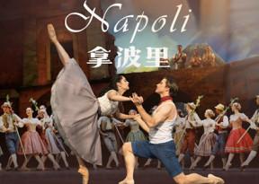 丹麦皇家芭蕾舞团《拿波里》
