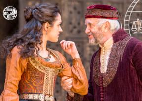 英国莎士比亚环球剧院《威尼斯商人》