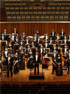 中国国家芭蕾舞团交响乐团音乐会