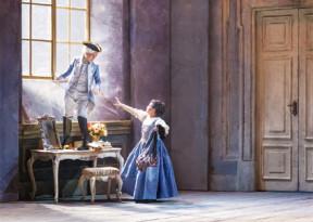 大剧院制作歌剧《费加罗的婚礼》