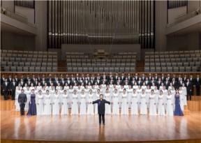 """""""我的深情为你守候""""吴灵芬与国家大剧院合唱团音乐会"""