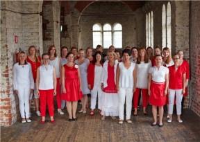 芬兰夜莺女声合唱团音乐会