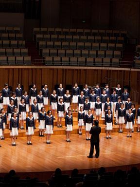 """""""感恩的心""""北京171中学金帆合唱团母亲节专场合唱音乐图片"""